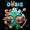 BAD BUNNY - QUE PRETENDES Ft. J BALVIN [Official Audio] (ALBUM OASIS) Prod. by Sky Rompiendo Portada del disco