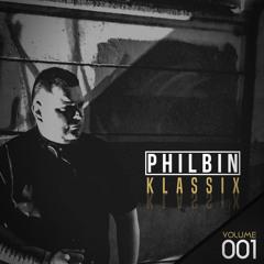 Klassix | Volume 001 | Mixed By DJ Philbin