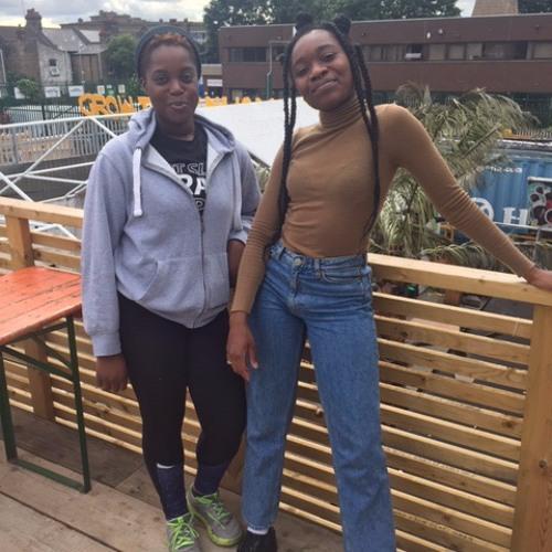 Womxn in Music: DJMBT in conversation w/ Karen Nyame (KG)