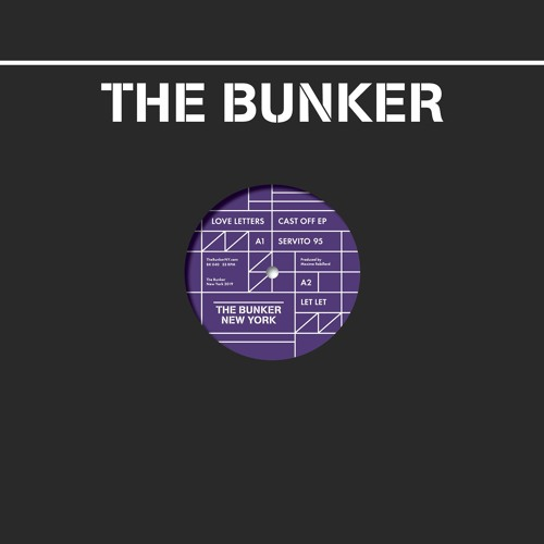 """Love Letters """"Cast Off"""" EP (The Bunker New York BK-040) CLIPS"""