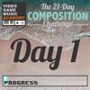 #21DaysOfVGM - Day 1 Industrial Horror