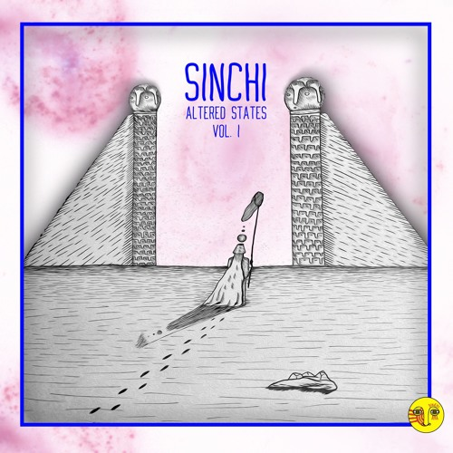 PREVIEW - Teniente Castillo -Personality Goes a Long Way (Sinchi - Altered States Vol.1)