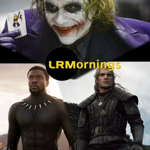 Comic Book Movie Oscars And The Witcher's New Photos Look Good | LRMornings