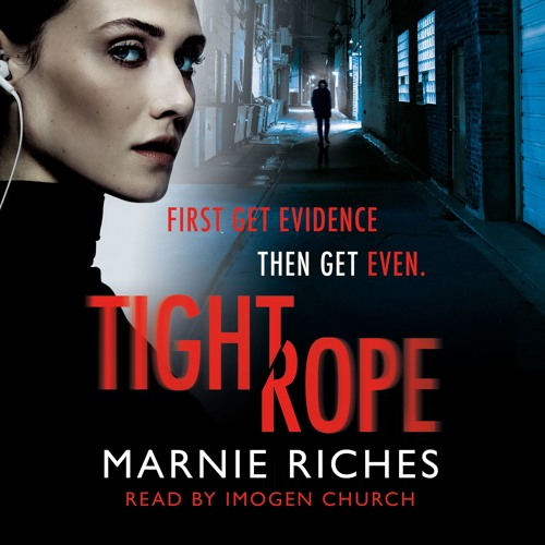Tightrope by Marnie Riches, read by Imogen Church