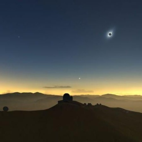 A Solar Eclipse in Cancer