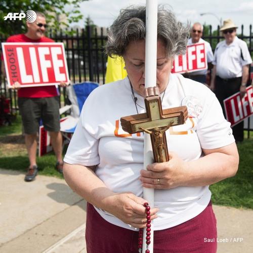 Les anti-avortement à l'offensive