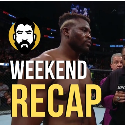 UFC on ESPN 3: Francis Ngannou vs. Junior dos Santos | Weekend Recap
