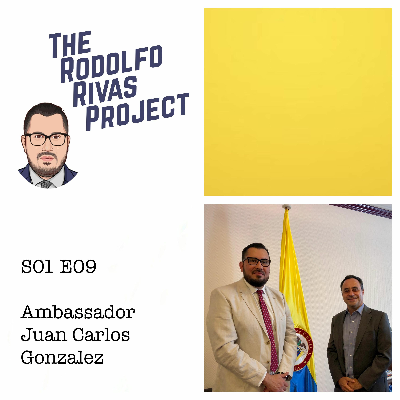Ambassador Juan Carlos Gonzalez