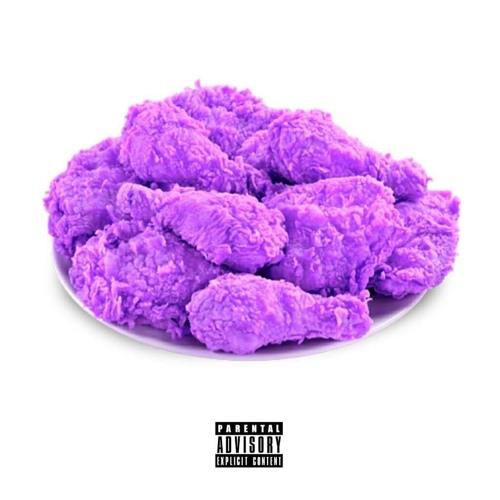 Purple Fried Chicken