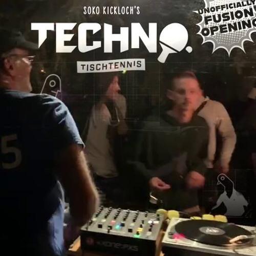 TechnoTischTennis at Fusion 2019 - After Party - Vinyl Only