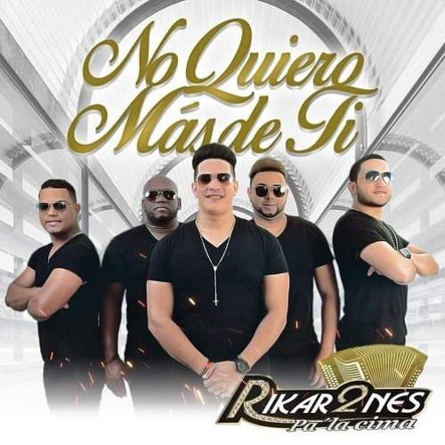 Rikar2nes - No Quiero Mas De Ti @CongueroRD @JoseMambo