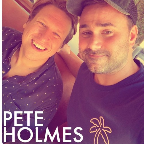 AGAINST EVERYONE WITH CONNER HABIB 75: PETE HOLMES or SEEING THE SPIRITUAL ADVENTURE