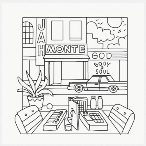 JAH-MONTE - STOP CHASING MONEY BROKE BOY prod. By Denzel Davon