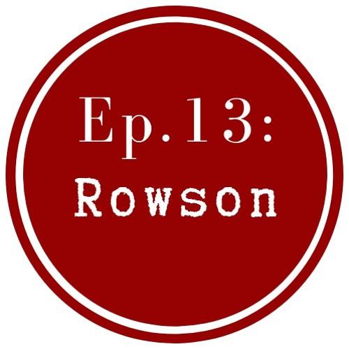 Get Lit Episode 13: Susanna Rowson