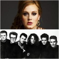 Adele vs INXS(rikelliott mashy mash-up)