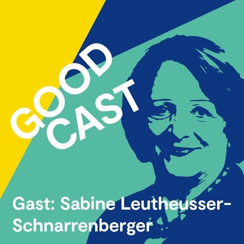#6 Folge. Sabine Leutheusser-Schnarrenberger: Über unsere Freiheiten in der Demokratie