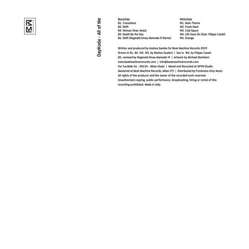 B5  Shift (Reginald Omas Mamode IV Remix)[SNIP] by Beat