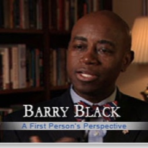 Senate Chaplain Barry Black