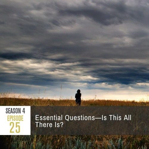 Season 4 Episode 25 - Essential Questions: Is This All There Is?