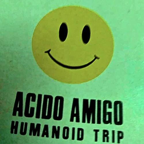 The Humanoid Trip Dj Set Recorded By Lupen Crokan @ Crokan's Mutant Store