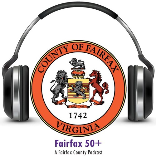Sorting Your Stuff and Preserving Your Family History  -- Fairfax 50+ Podcast (July 3, 2019)