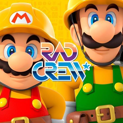 Rad Crew S18E03: Mario mister byggetillatelsen