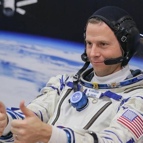 Santa Barbara Students Speak with ISS Astronaut