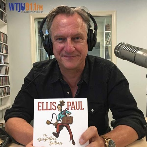 "Ellis Paul Track by Track of ""The Storyteller's Suitcase"" on WTJU"