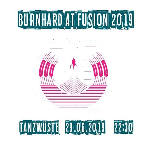 burnhard @ Fusion Festival 2019 - Tanzwüste