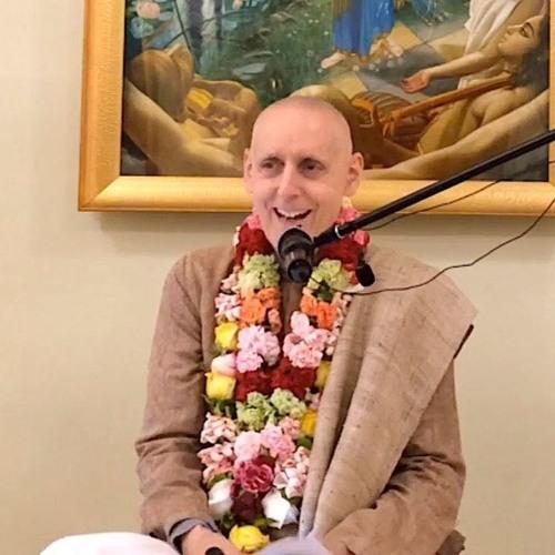 Śrīmad Bhāgavatam class on Thu 4th July 2019 by His Grace Sankarshan Das Adhikari 4.23.19