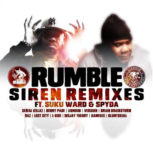 Rumble - Siren Ft. Suku Ward (L-Side Remix)