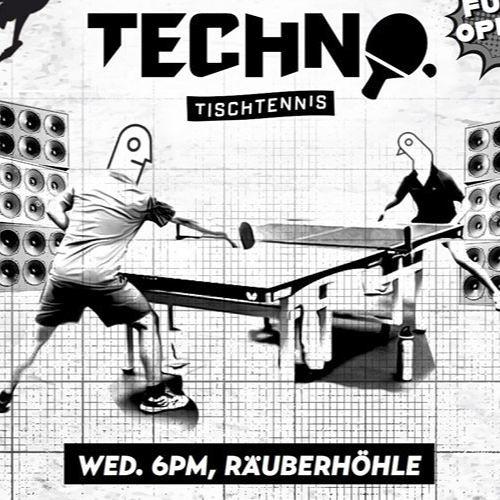 TechnoTischTennis - Soko Kickloch at Fusion 2019 pre-opening