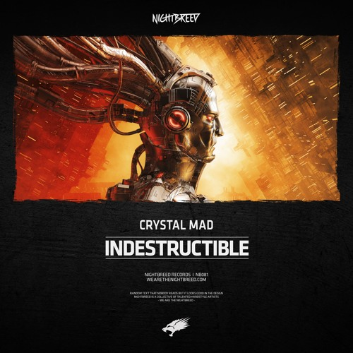 Crystal Mad - Indestructible (OUT NOW)