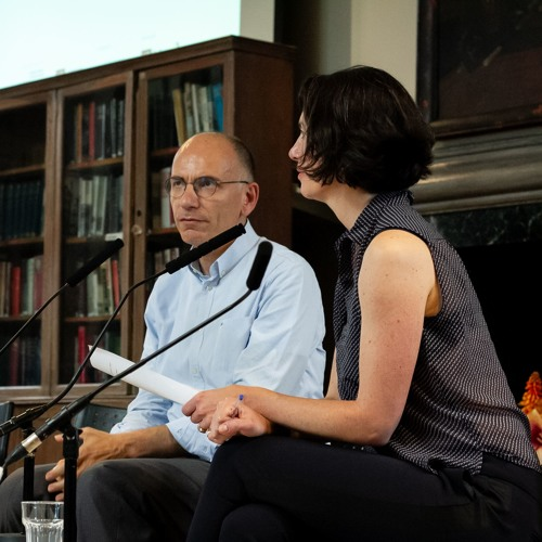 Enrico Letta and Anne-Sylvaine Chassany In Conversation