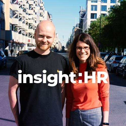 Insight:HR | Martin Daniel von Peakon im Podcast-Interview