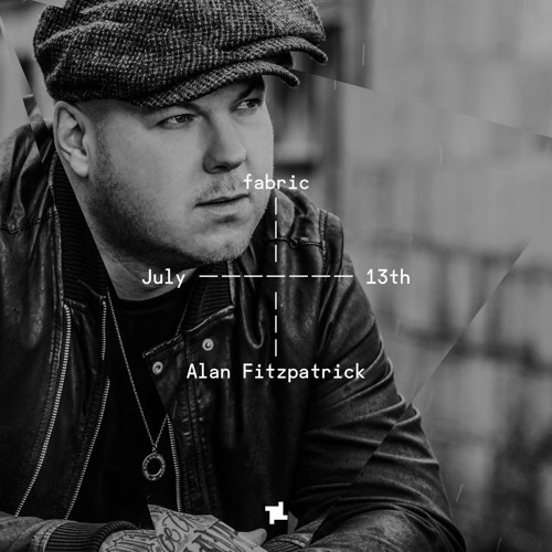 Alan Fitzpatrick fabric Promo Mix