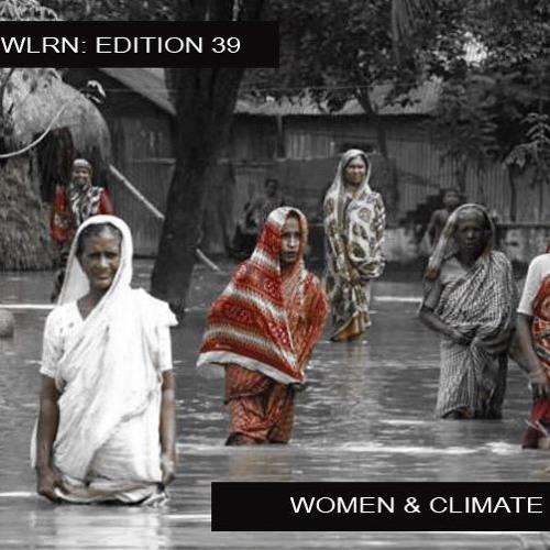 WLRN Edition 39: Women & Climate Change