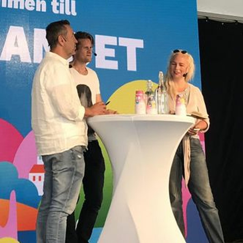 Blockpolitiken 2.0 live Almedalen | Gäst: Mattias Svensson