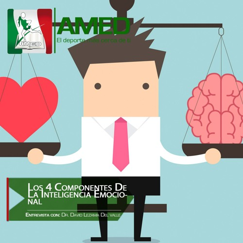 Podcast 308 AMED - Los 4 Componentes De La Inteligencia Emocional