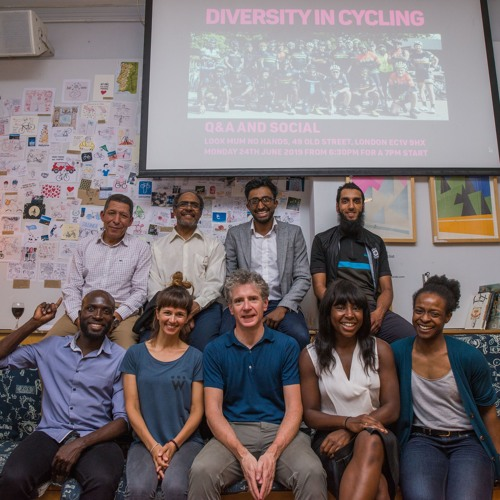 LIVE PANEL: Diversity in Cycling