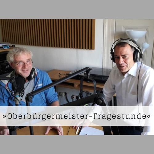 8. Oberbürgermeister-Fragestunde auf Radio LOTTE (4. Juli 2019)