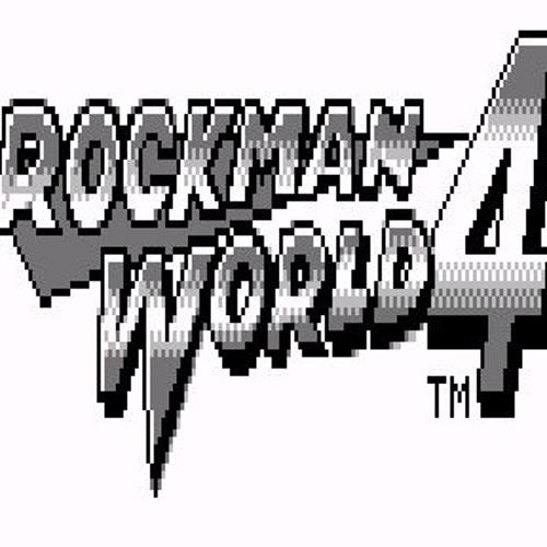 Rockman World 4(title)