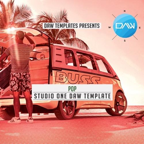 Buss Studio One DAW Template