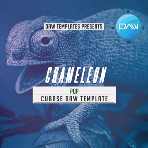 Chameleon Cubase DAW Template