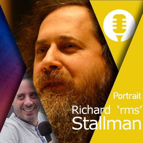 Hors série : Richard Stallman (portrait)