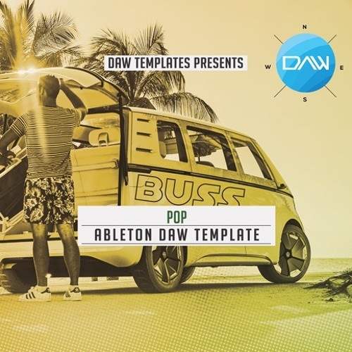 Buss Ableton DAW Template
