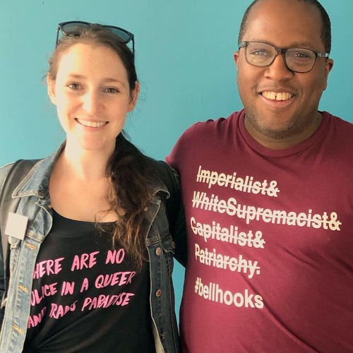 218: queers for bell hooks/Jews against ICE with Michael Jackson & Sophie Ellman-Golan