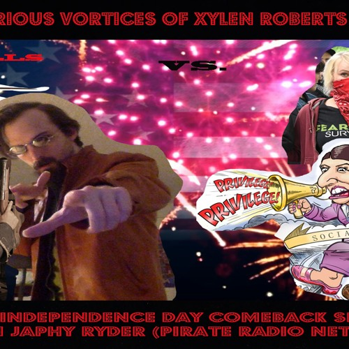 Various Vortices Podcast Ep.5: 4th Of July Special with Japhy Ryder (PRN)