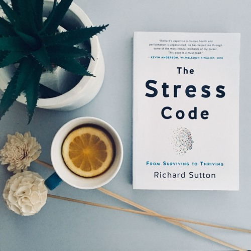 Richard Sutton, author of The Stress Code on SAfm's Life-Time