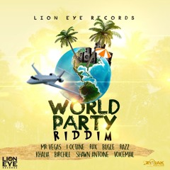 Mr. Vegas - Time To Party 🌍 (World Party Riddim) (Prod. By DJ Sabz)